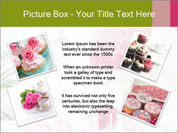 Dessert table PowerPoint Template - Slide 24