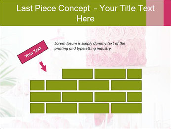 Dessert table PowerPoint Template - Slide 46