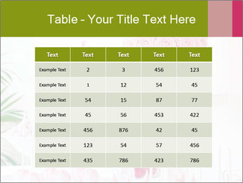 Dessert table PowerPoint Template - Slide 55
