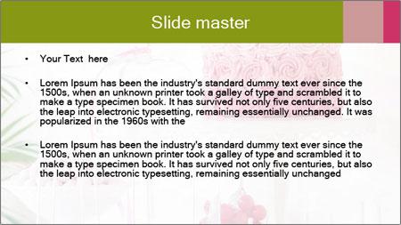 Dessert table PowerPoint Template - Slide 2