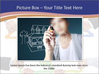 Hands holding puzzle PowerPoint Template - Slide 16