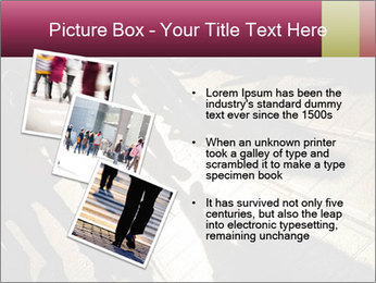 Shadows of people PowerPoint Template - Slide 17