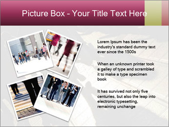 Shadows of people PowerPoint Template - Slide 23
