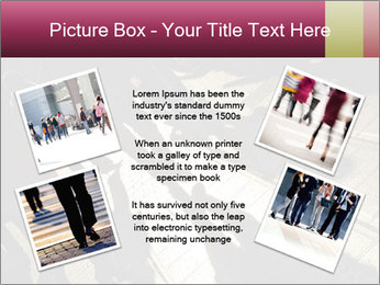 Shadows of people PowerPoint Template - Slide 24