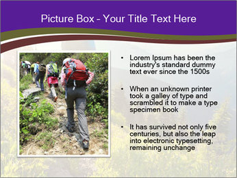 Summer mountains PowerPoint Template - Slide 13