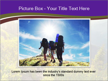 Summer mountains PowerPoint Template - Slide 15