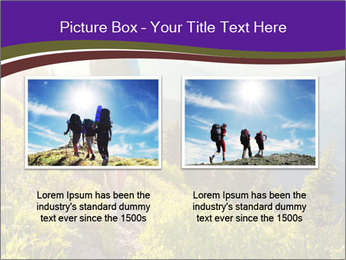 Summer mountains PowerPoint Template - Slide 18