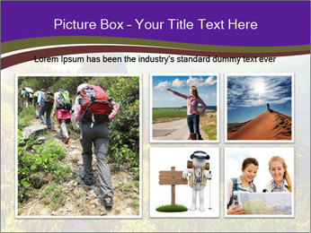 Summer mountains PowerPoint Template - Slide 19