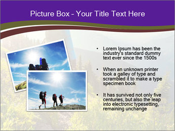 Summer mountains PowerPoint Template - Slide 20