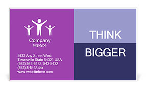 0000096747 Business Card Template