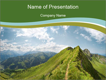0000096750 PowerPoint Template - Slide 1