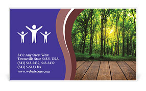 0000096753 Business Card Template