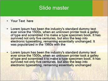0000096759 PowerPoint Template - Slide 2