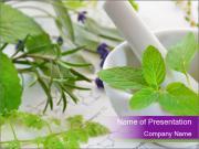 Herbal apothecary Modèles des présentations  PowerPoint