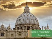 Vatican PowerPoint Template