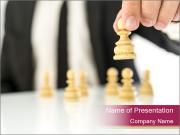 Business strategy. PowerPoint Template