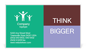 0000097803 Business Card Template