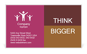 0000098030 Business Card Template