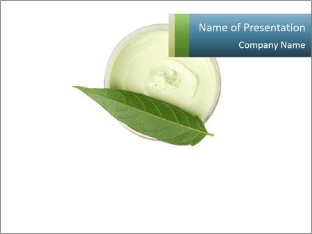 Beauty treatment PowerPoint Template