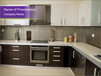 Kitchen PowerPoint Template
