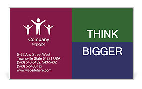 0000098077 Business Card Template