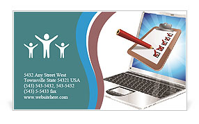 0000098093 Business Card Template