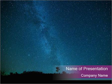 galaxy powerpointプレゼンテーションのテンプレート smiletemplates com