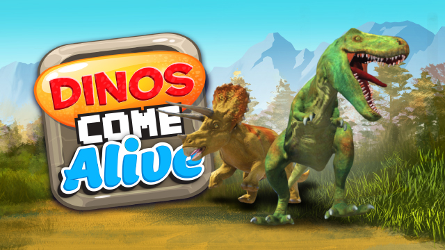 WHAT KIDS WANT: DINOS COME ALIVE