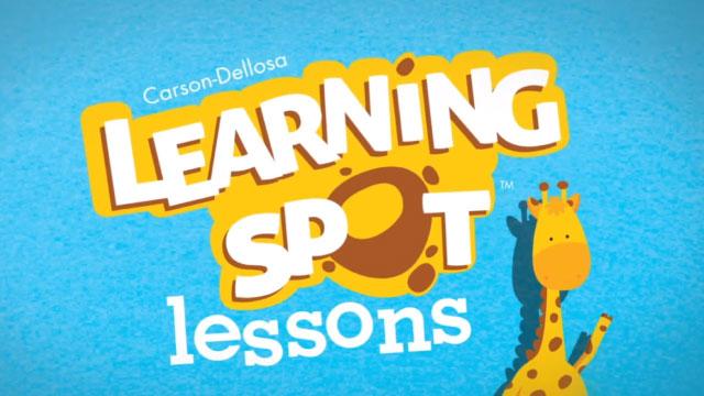 CARSON-DELLOSA: LEARNING SPOT