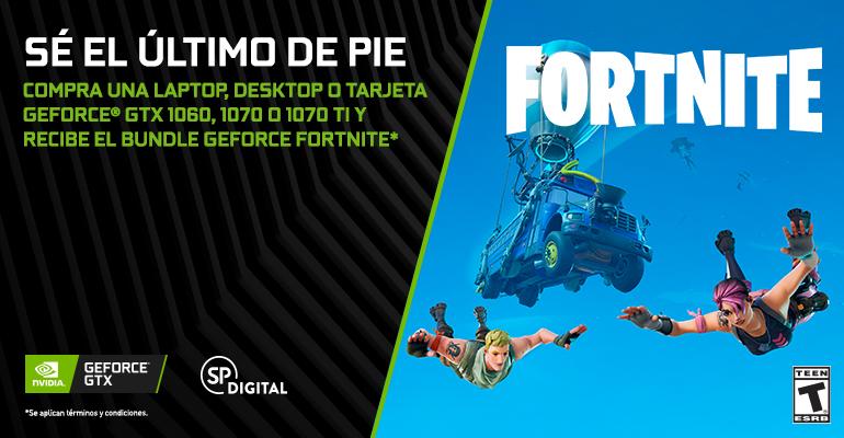 GTX Fornite