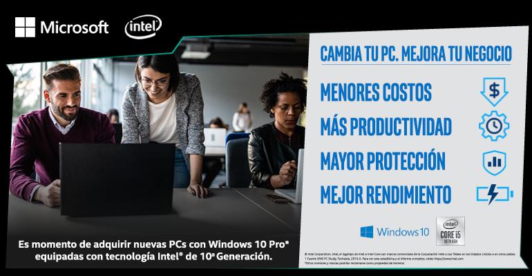 Microsoft + Intel