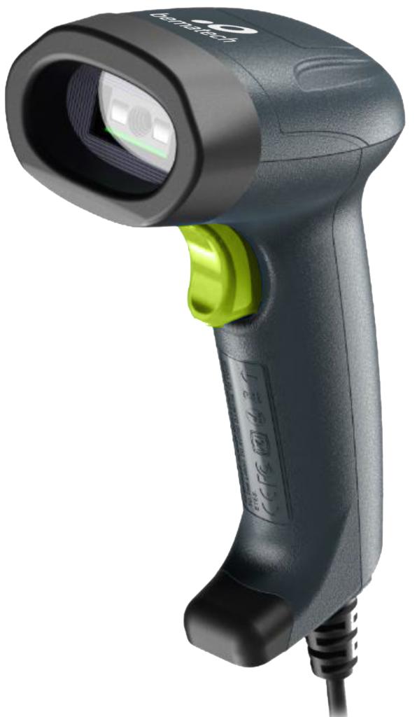 Escáners Codigo de barras Identific
