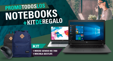 Notebooks Promo Julio