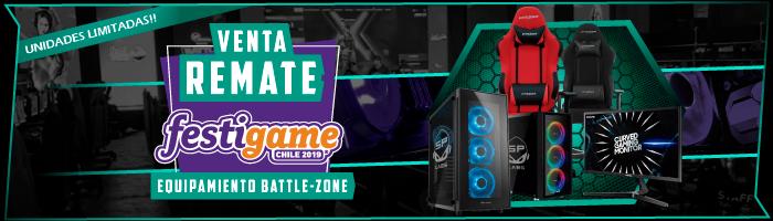 Remate FestiGame 2019