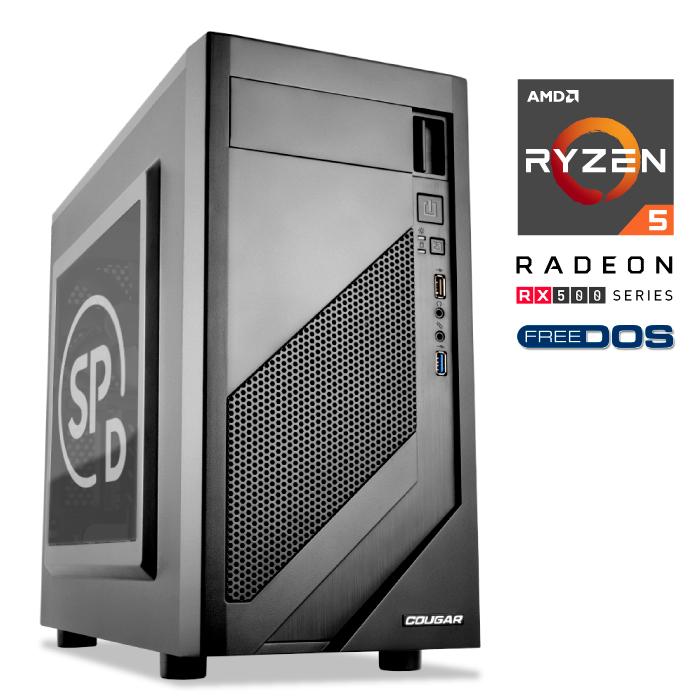 SPLABS-CM-RYZEN5-2600