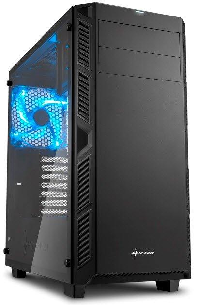 AI7000 GLASS BLACK