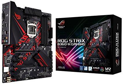 ROG STRIX B360-H GAMING