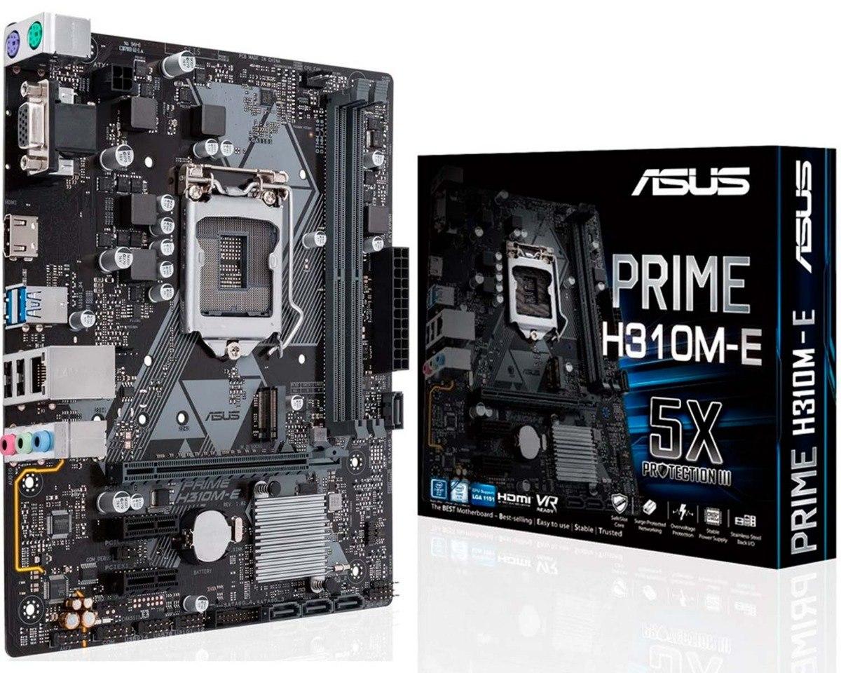 PRIME H310M-E