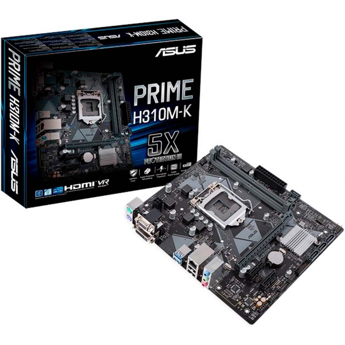 PRIME H310M-K