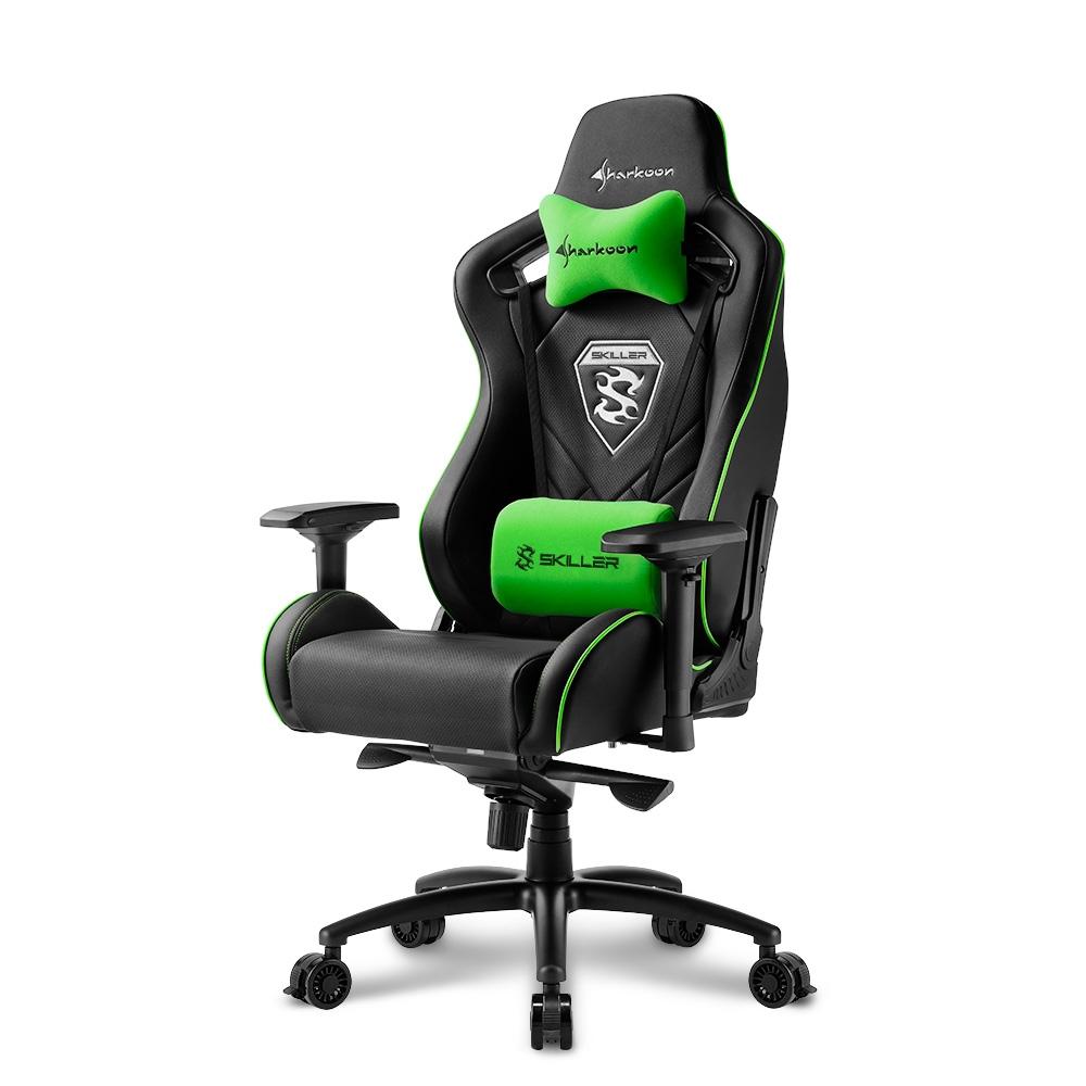 SKILLER SGS4 BLACK/GREEN