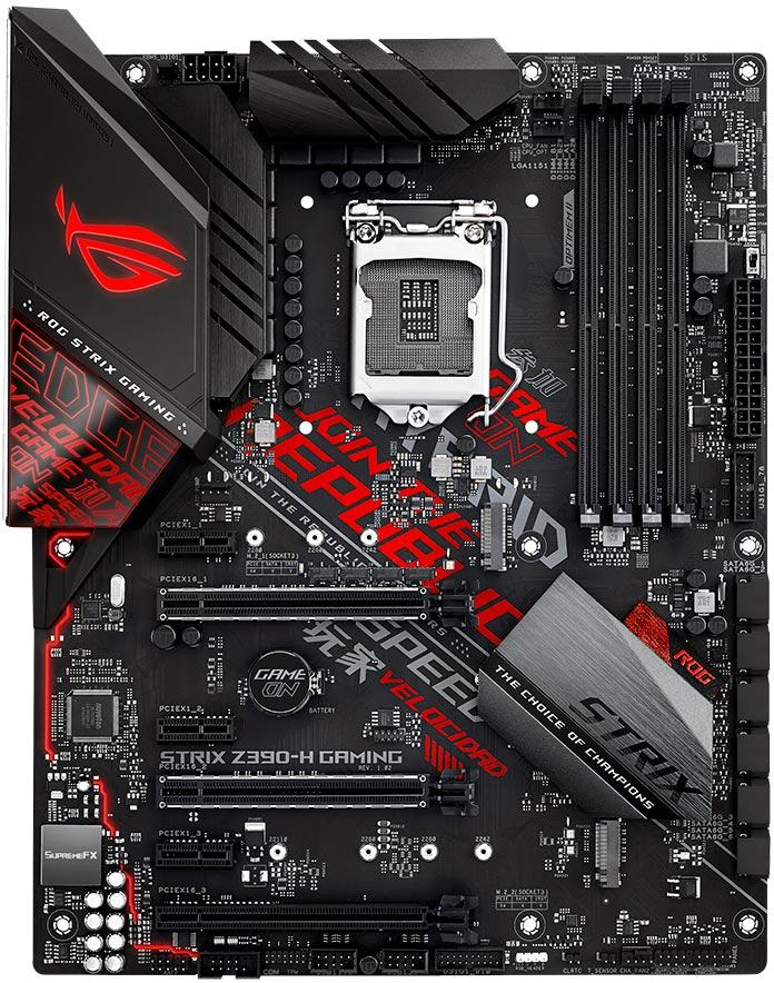 ROG STRIX Z390-H GAMING
