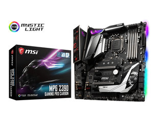MPG Z390 GAMING PRO CARBON