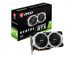 GEFORCE RTX 2060 SUPER VENTUS GP OC