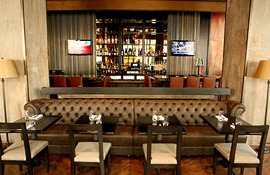 Hotel Felix bar