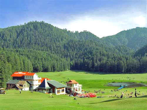 Khajjiar near Dalhousie: Switzerland of India