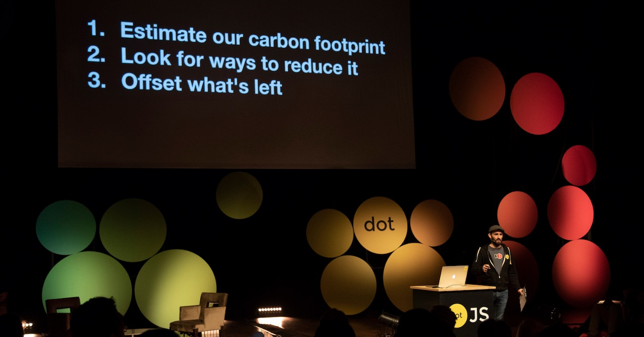 dotConferences carbon neutral