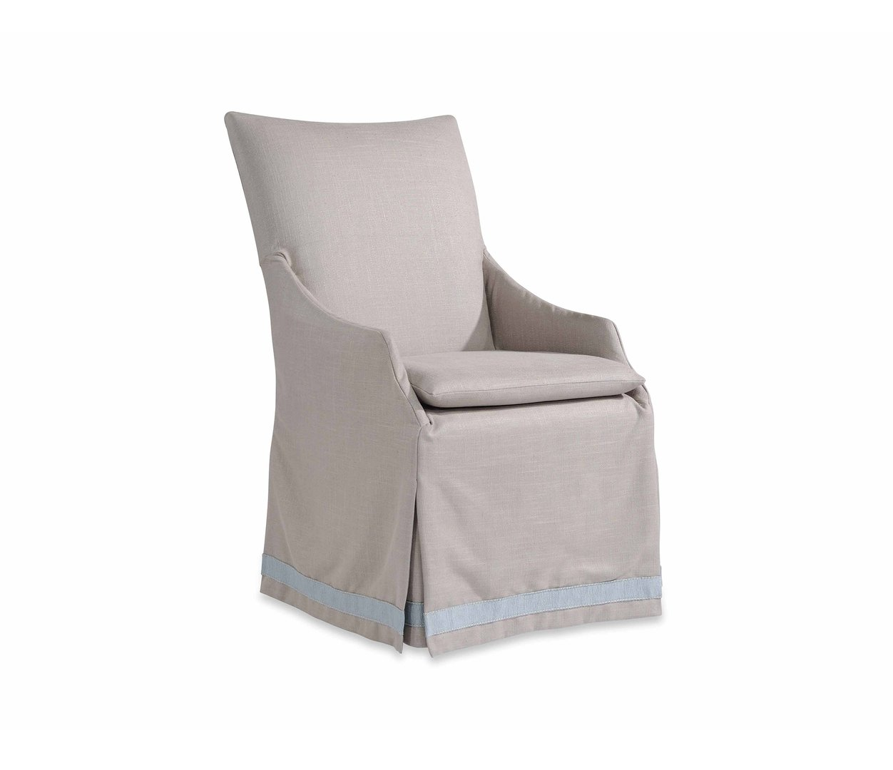 Renaday Slipcovered Dining Chair Image