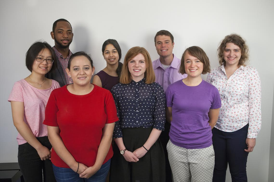 Texas Tribune 2016 fellows