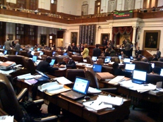 Photo Texas Legislature House Floor