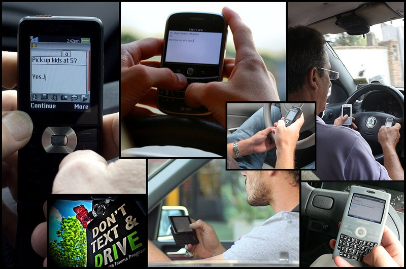 Research on texting and driving